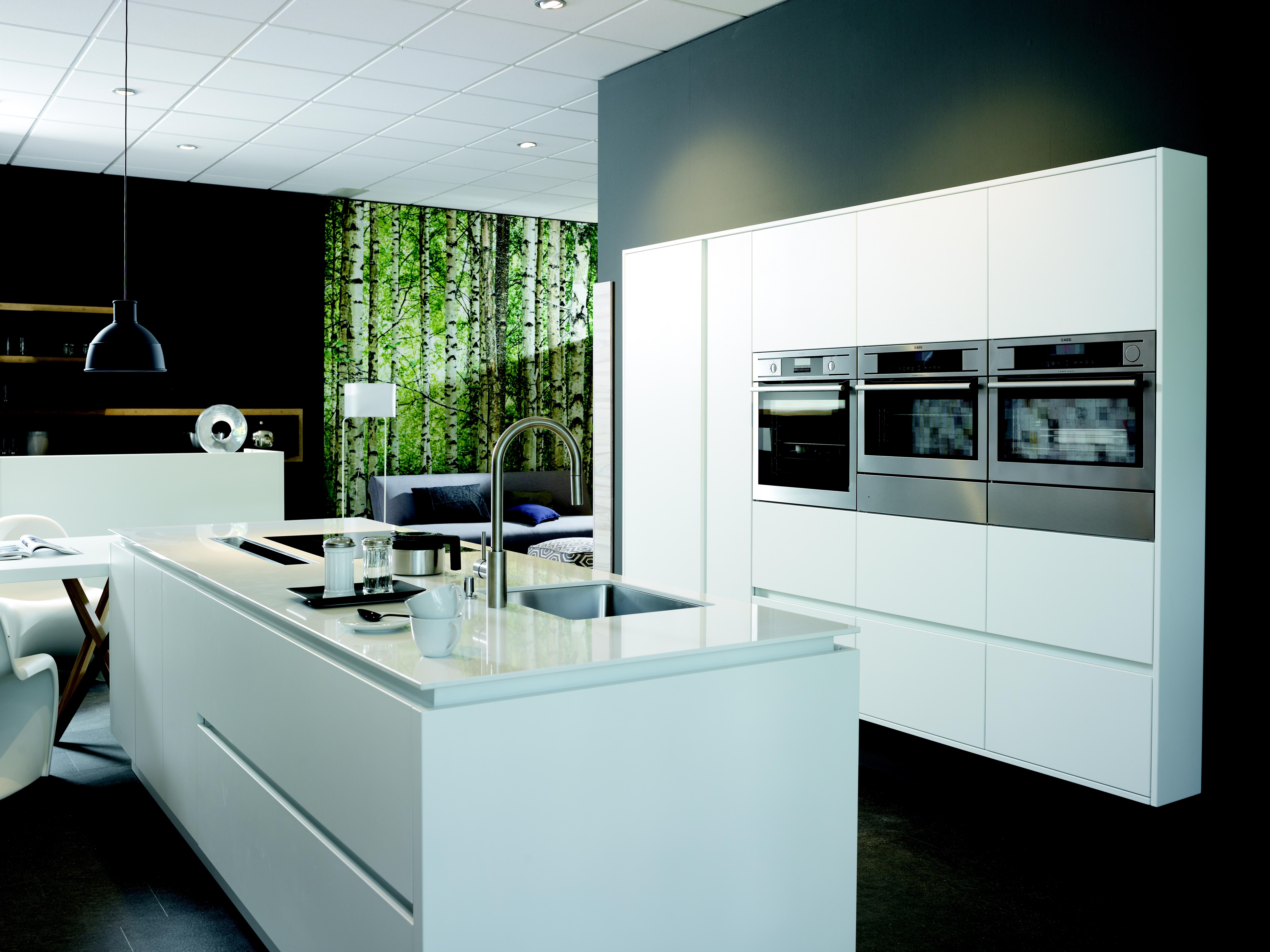 Zwevende keuken en keukenkastjes izaa berichten