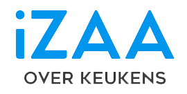 izaa over keukens logo