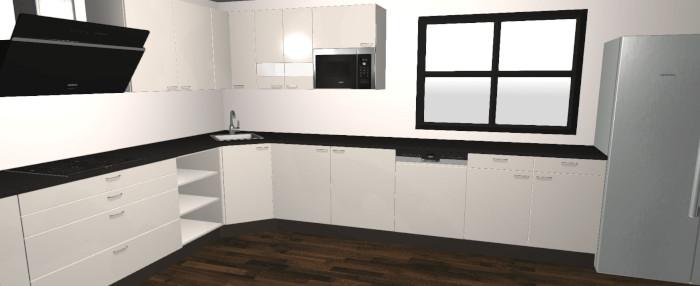 Keuken ontwerpen ontwerp gratis uw 3d keuken in slechts 5 for Keuken ontwerpen op ipad