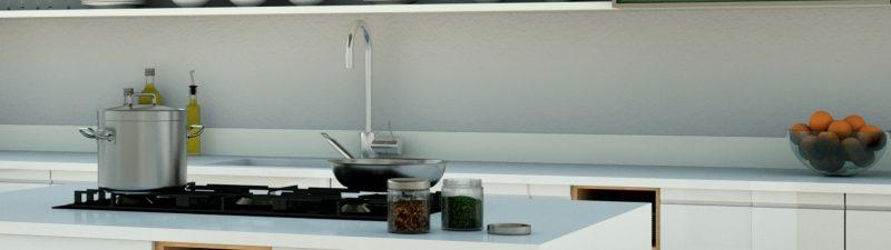 Indeling en inrichting keuken