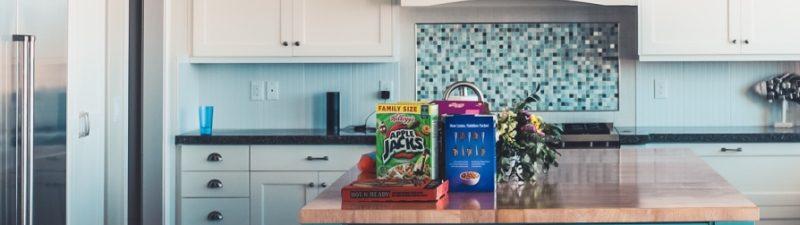 Uw keukenruimte
