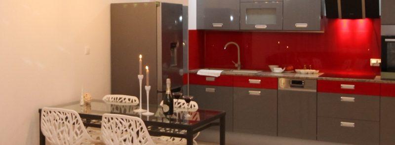 Keukenvormen en keukenmaten