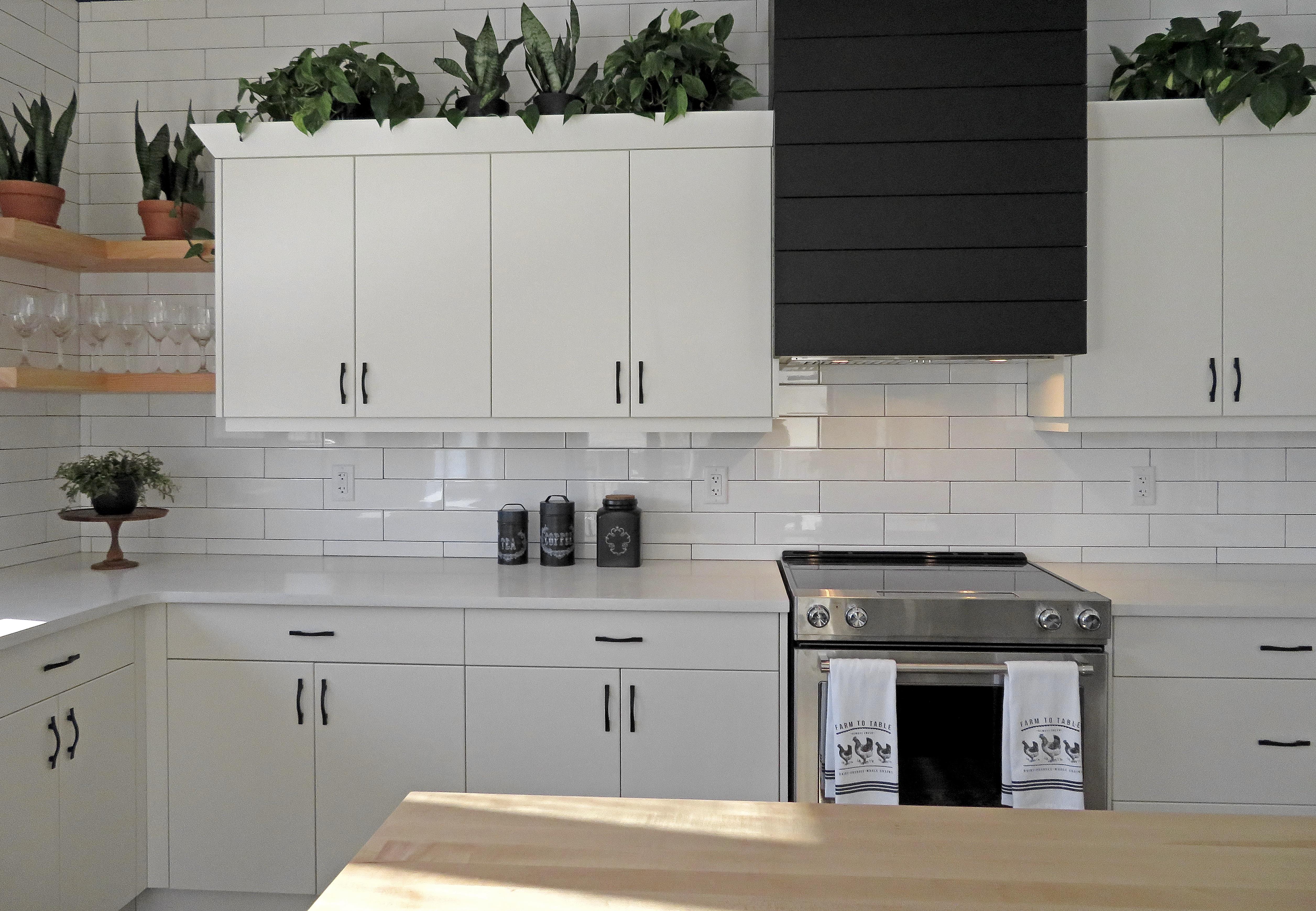 keukens achterwand moderne tegels