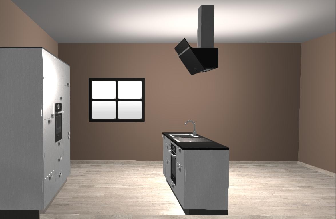 Keuken ontwerpen 3×3m