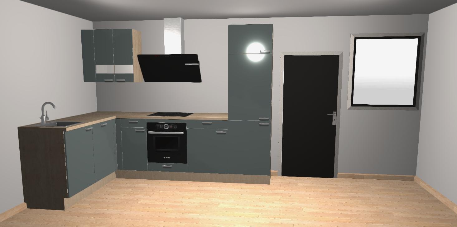 keuken 3x5