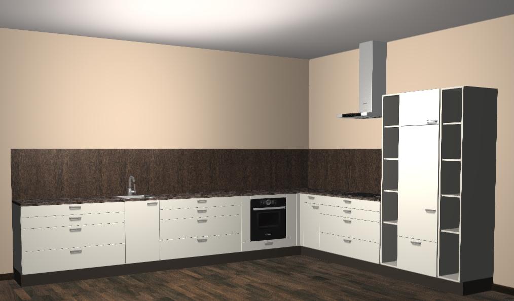 keuken 4x6