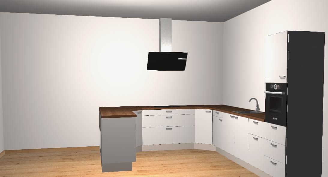 keuken 5x5 meter