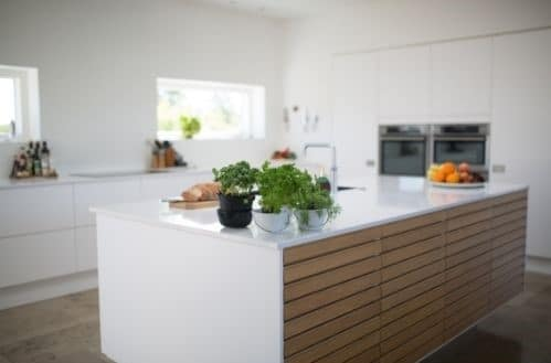 Keuken met karakter