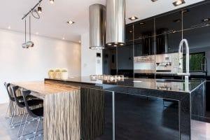 Donkere keuken wel of niet
