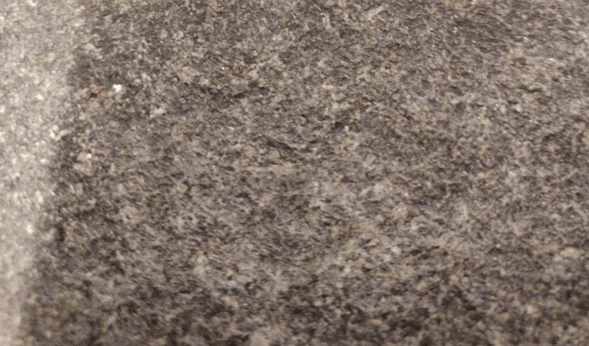 Aanrechtblad graniet gebrand