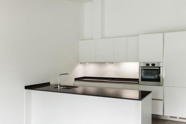 Ontwerp keuken zonder greep