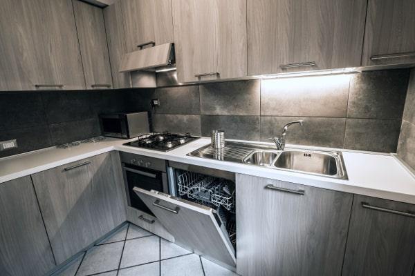 prijs kleine keuken