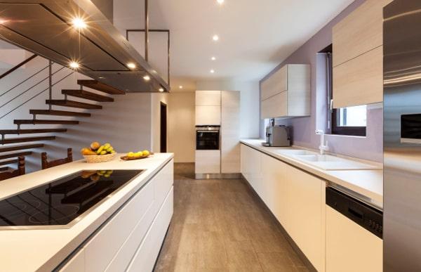 Voordelen greeploze keuken