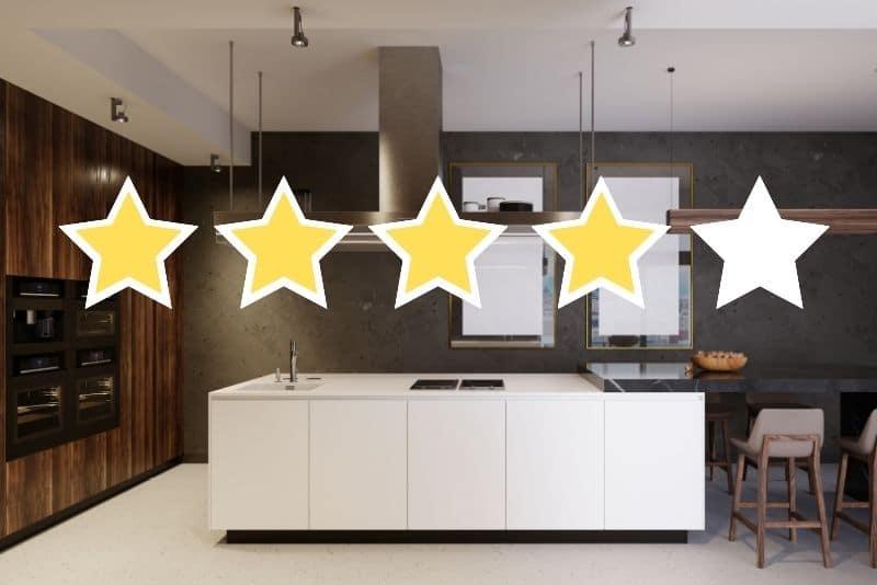 Orienteren keuken met reviews