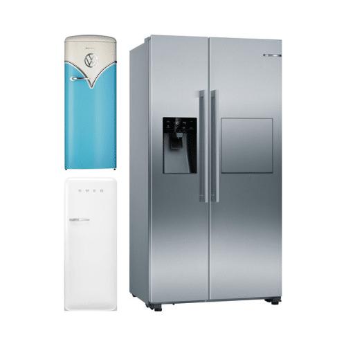 Vrijstaande koelkast